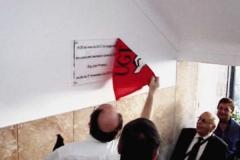 """2012 - Inauguração """"Office Center"""""""